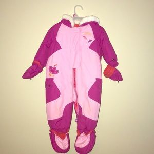 Other - Gagou Tagou super warm, soft and cozy snowsuit